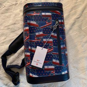 New Vineyard Vines Target Whaley 10 Can Cooler